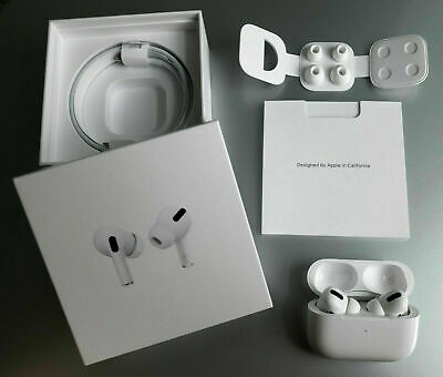 AirPods Pro with Charging Case - White
