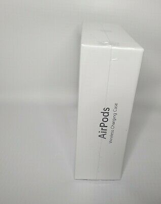 BRAND NEW Apple Airpods 2nd Generation Earbuds with Charging Case