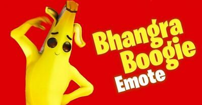 🔥 FORTNITE  ⭐Bhangra Boogie Emote⭐GLOBAL - 100 Reliable Seller - Exclusive