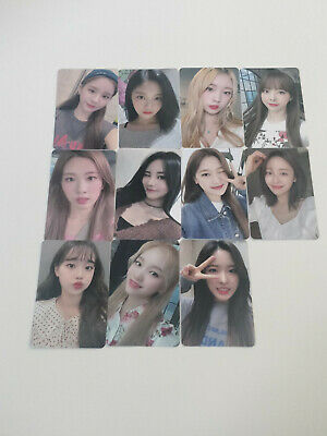 Loona 1200 Midnight MyMusicTaste MMT fansign photocard