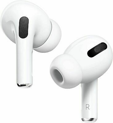 Apple AirPods Pro with Wireless Charging Case MWP22AMA Earphones  - White