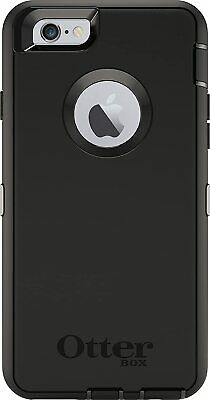 OtterBox DEFENDER SERIES Case - Holster for iPhone 6  iPhone 6S - Black
