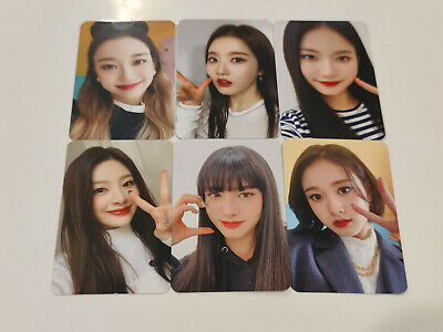 Stayc Star To A Young Culture makestar photocard