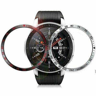 Bezel Ring Styling Frame Case Cover Protection For Samsung Galaxy Watch 46mm