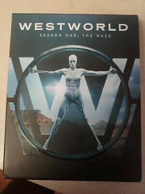 Westworld Season 1 Blu ray