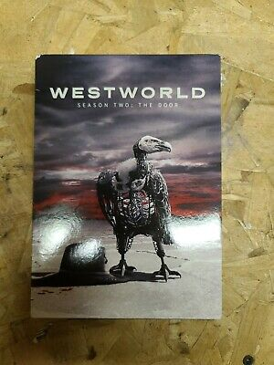 NEW WESTWORLD THE DOOR Second Season 2 DVD - Slipcover