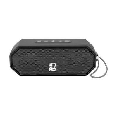 Altec Lansing - Jacket H20 4 Portable Bluetooth Speaker - Black New