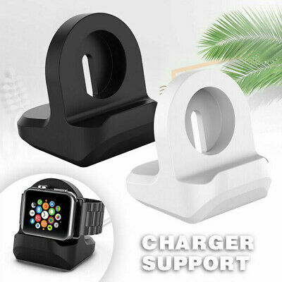 New For iWatch Apple Watch Charging Dock Station Charger Holder Stand Accessory