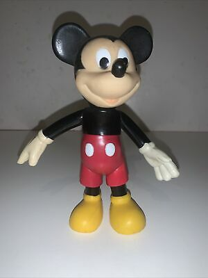 Disney Store Mickey Mouse Poseable Figure 6-5