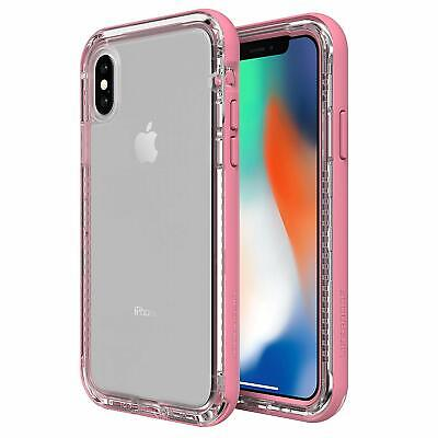 LifeProof NEXT SERIES Case for iPhone X  iPhone XS - Cactus Rose