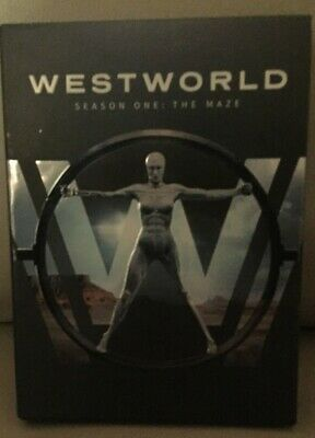 Westworld The Complete First Season DVD The Maze HBO series