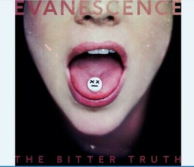 Evanescence - The Bitter Truth New CD