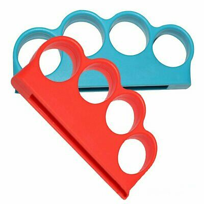 1 Pair For Switch Fitness Boxing Finger Clasp Hand Grip Handle Boxing Game