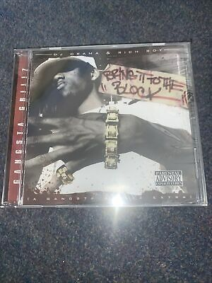 Drama - Bring It To The Block PA 2008 New Sealed