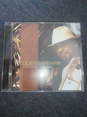 Lucien Barbarin Its Good To Be Home Cd New Sealed Rare