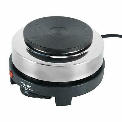 Portable Small Electric Stove Burner Hot Plate for Home Coffee Tea Water Heater