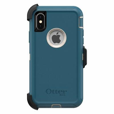 OtterBox DEFENDER SERIES Case - Holster for iPhone X ONLY - Big Sur