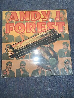 Andy J Forest The Snapshots Lp