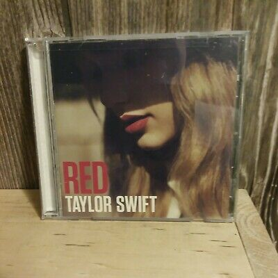 Red by Taylor Swift CD 2012