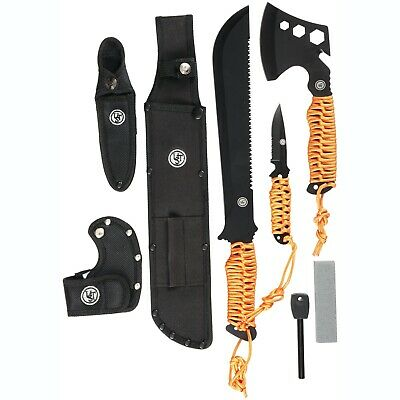 UST Ultimate Survival Technologies Paracuda FS Wilderness 8pc Kit NEW Last One