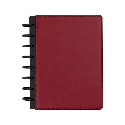 Staples Arc System Customizable 2020 Weekly Monthly Planner RED 28105-20 NEW