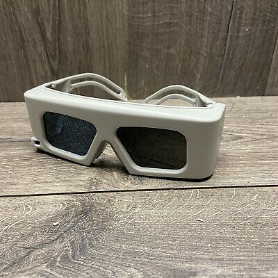 NUVISION 60GX 3D GLASSES PRO SHUTTERGLASS SYSTEM NICE CONDITION FREE SHIP