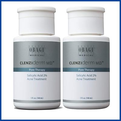 Obagi Medical CLENZIderm M-D- Pore Therapy Acne Treatment - Pack of 2