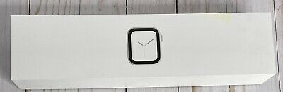 Apple Watch Series 4 44mm Silver Aluminum EMPTY BOX ONLY