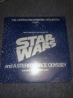 Star Wars And A Stereo Space Odyssey Lp