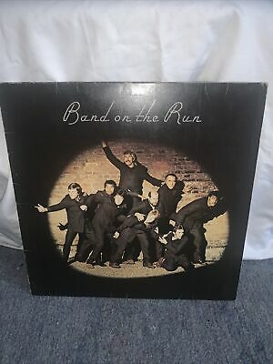 Band On The Run Lp