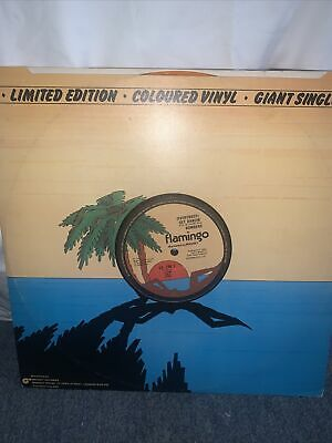 Bombers Limited Edition Coloured Vinyl Giant Single