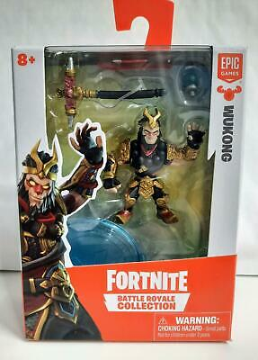 FORTNITE Battle Royale Collection WUKONG 2 Action Figure