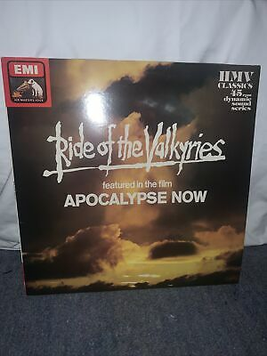 Ride Of The Valkyries Featured In The Film Apocalypse Now Lp