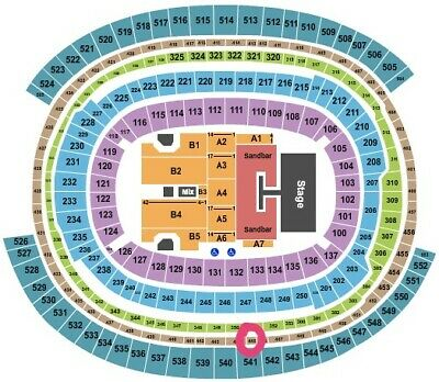 ROLLING STONES 101721  2 Tickets 4 avail Los Angeles GREAT SEATS AND-