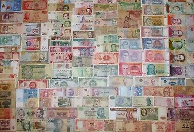 YOU PICK THE BILLS Mixed Foreign Currency World Paper Money SEE DESCRIPTION