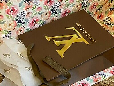 NEW Louis Vuitton Shopping BagTissue Paper Combo