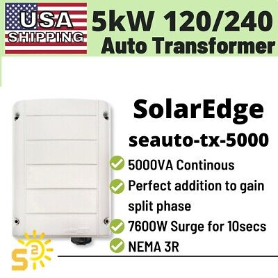 5kW Midpoint Transformer by Solar Edge BRAND NEW IN BOX  NEVER OPEN