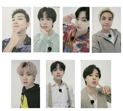 BTS HYBE INSIGHT Museum Photo Card Only For Visitor - DHL Ship