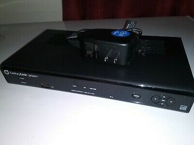 CenturyLink Prism Pace DVR IPH8010 SD HD Cable Box with Power Supply