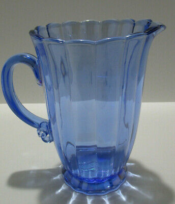 Pioneer Woman Blue Luster 2 Quart Pitcher