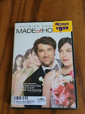 Dvd movie Made of Honor
