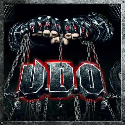 U-D-O- - Game Over CD New