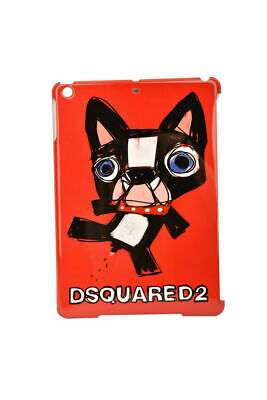 Dsquared2 Unisex S15IT6017 Tablet Case Printed Red Size OS