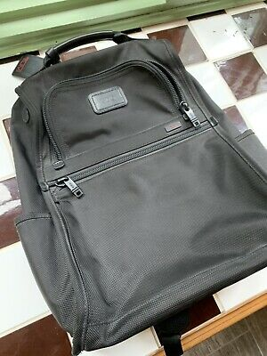 MINT Tumi Alpha 2 Slim Solutions Brief Backpack 26177DH Used Twice w Tags