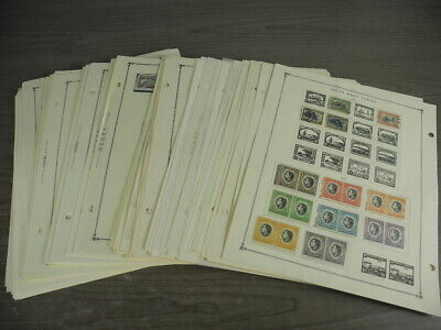 SOUTH WEST AFRICA VANUATU UGANDA MINTmost NH Stamps mounted on