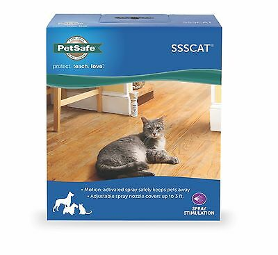 SSSCAT Spray Deterrent for Pets Dogs Cats  PPD00-16168