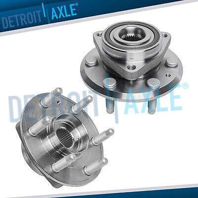 2 Front or Rear Wheel Bearing Hub Chevy Traverse Buick Enclave GMC Acadia 3-6L