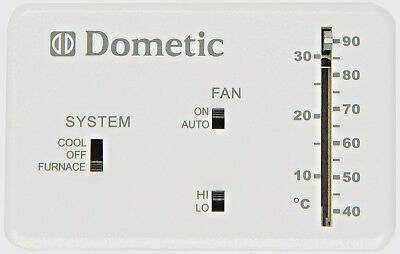 Dometic DuoTherm HeatCool Thermostat Analog 3106995-032 FREE SHIPPING