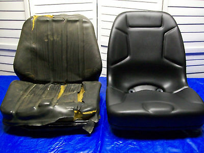 BLACK SEAT FOR FORD 13201520172019202120 COMPACT TRACTORS NEW HOLLAND GB