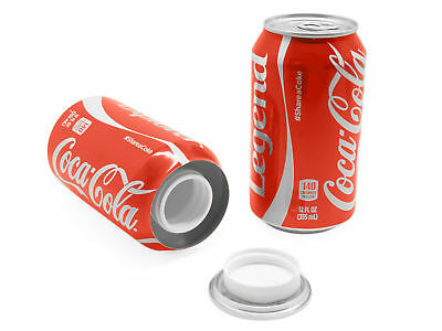 12oz Soda Can Safe Hidden Storage Secret Diversion Stash Fake Soda BU-579